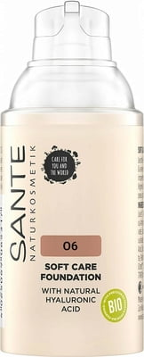 Sante Soft Care Foundation - 06 Neutral Amber