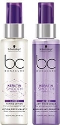 BC Bonacure Keratin Smooth Perfect Layering Treatment Duo - 2 ml