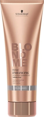 BlondME Tone Enhancing Bonding Shampoo Cool Blondes - 250 ml