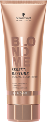 BlondME Keratin Restore Bonding Shampoo All Blondes - 250 ml