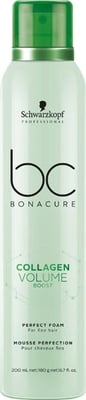 Bonacure Collagen Volume Boost Perfect Foam - 200 ml