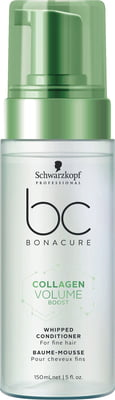 Bonacure Collagen Volume Boost Whipped Conditioner - 150 ml