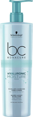 Bonacure Hyaluronic Moisture Kick Cleansing Conditioner