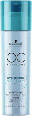 Bonacure Hyaluronic Moisture Kick Cream Conditioner - 200 ml