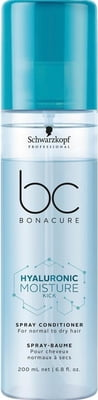 Bonacure Hyaluronic Moisture Kick Spray Conditioner - 200 ml