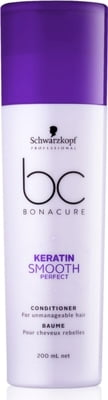 Bonacure Keratin Smooth Perfect Conditioner - 200 ml