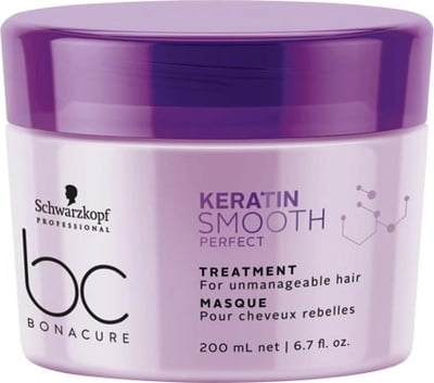 Bonacure Keratin Smooth Perfect Treatment - 200 ml