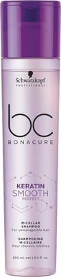 BonaCure Keratin Smooth Perfect Micellar Shampoo - 250 ml