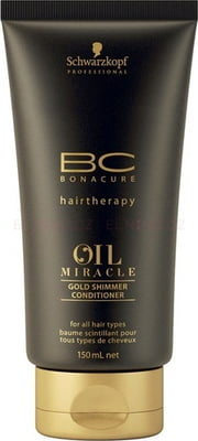 Bonacure Oil Miracle Gold Shimmer Conditioner - 150 ml