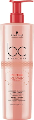 Bonacure Peptide Repair Rescue Cleansing Conditioner - 500 ml