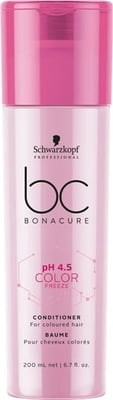 Schwarzkopf Professional Bonacure PH 4.5 Color Freeze Conditioner - 200 ml
