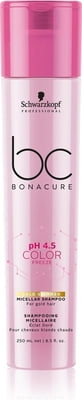Bonacure PH 4.5 Color Freeze Gold Shampoo - 250 ml