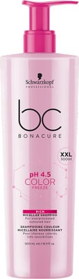 Bonacure PH 4.5 Color Freeze Rich Shampoo - 500 ml