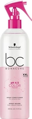 Bonacure PH 4.5 Color Freeze Spray Conditioner - 400 ml