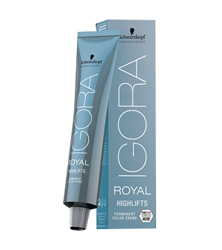Schwarzkopf Igora Royal Highlifts - 12-11 special blond cendré ekstra, 60 ml