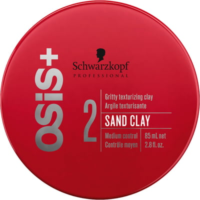 Schwarzkopf Professional OSiS+ Sand Clay - 85 ml