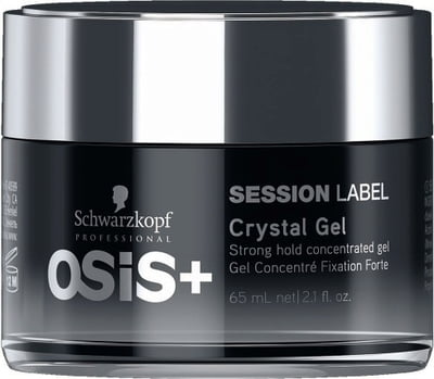 Schwarzkopf OSiS+  Session Label Crystal Gel - 65 ml