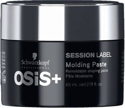 Schwarzkopf Professional OSiS+ Session Label Molding Paste  - 65 ml