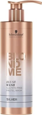 Schwarzkopf Professional BlondMe Blush Wash  - Silver