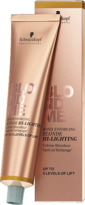 Schwarzkopf Professional BlondME Hi-Lighting - Warm Gold, 60 ml