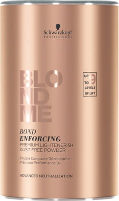 Schwarzkopf Professional BlondME premium lightener 9+ - 450 g