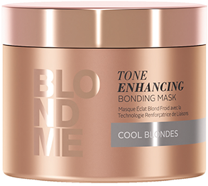 Schwarzkopf Professional BlondME Tone Enhancing Mask - 200 ml