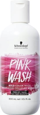 Schwarzkopf Professional Bold Color Washes - Shampoo - Pink