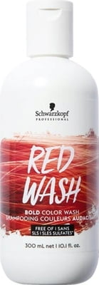Schwarzkopf Professional Bold Color Washes - Shampoo - Red