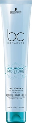 Bonacure Hyaluronic Moisture Kick Curl Power 5 - 125 ml
