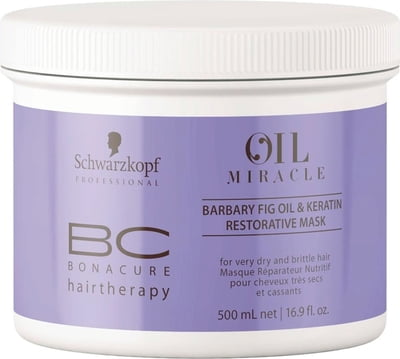 Bonacure Oil Miracle Barbary Fig Restorative Mask - 500 ml