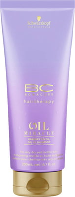 Bonacure Oil Miracle Barbary Fig Restorative Shampoo - 200 ml