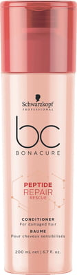 Bonacure Peptide Repair Rescue Conditioner - 200 ml