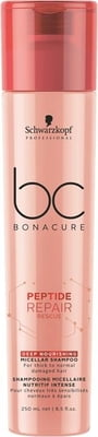 Bonacure Peptide Repair Rescue Deep Nourish Shampoo - 250 ml