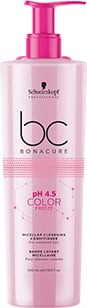 Bonacure PH 4.5 Color Freeze Micellar Cleansing Conditioner - 500 ml