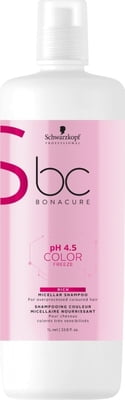 Bonacure PH 4.5 Color Freeze Rich Shampoo - 1.000 ml