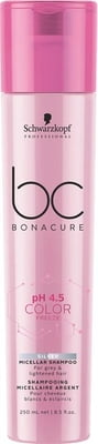 Bonacure PH 4.5 Color Freeze Silver Shampoo - 250 ml
