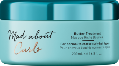 Schwarzkopf Professional Mad about Curls Butter Treatment - 200 ml