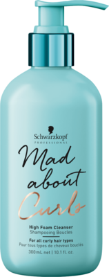 Mad about Curls Shampoo High Foam Cleanser - 300 ml