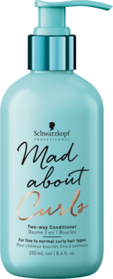 Schwarzkopf Professional Mad About Curls - Two-way Conditioner - 250 ml