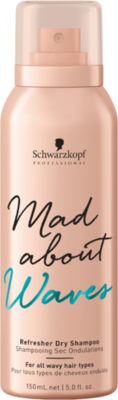 Schwarzkopf Professional Mad About Waves - Refresher Dry Shampoo - 150 ml