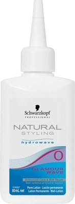 Schwarzkopf Professional Natural Styling Glamour Wave 0 -