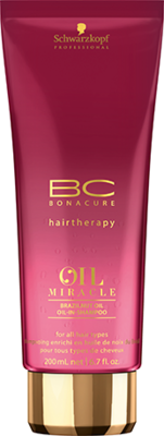 Schwarzkopf Professional Oil Miracle Brazilnut - Oil-in-Shampoo - 200 ml