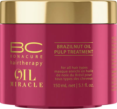 Schwarzkopf Professional Oil Miracle Brazilnut - Pulp Treatment - 150 ml