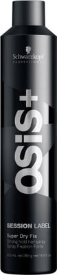 OSiS+  Session Label Hairspray Strong Hold - 500 ml