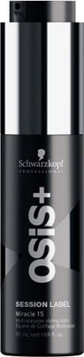 Schwarzkopf Professional Session Label - Miracle 15 - 50 ml
