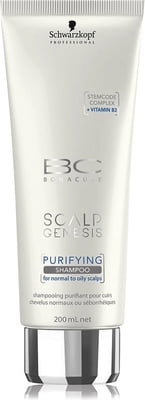 Schwarzkopf Professional Scalp Genesis Purifying Shampoo - 200 ml
