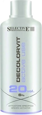 Selective Professional Decolorvit Active Use Oxydant 6 % - 750 ml