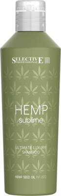 Selevtive Professional - Hemp Sublime Hemp Sublime Shampoo - 250 ml