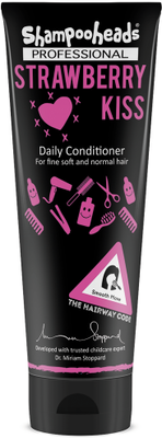Shampooheads Professional Strawberry Kiss Daily Conditioner - 200 ml