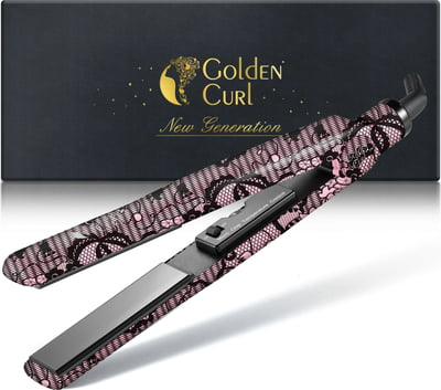 """The Lace Titanium-Like Straightener  -25% with coupon code """"GC-25"""""""
